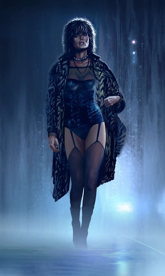 Film - Blade Runner 2 - Pris on a Mission